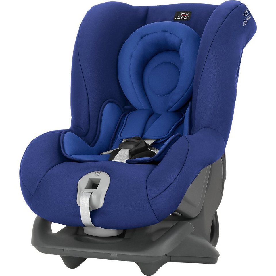 Britax Römer Auto-Kindersitz First Class Plus, Ocean Blue, 2016 in blau