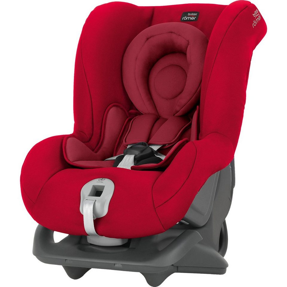 Britax Römer Auto-Kindersitz First Class Plus, Flame Red, 2016 in rot