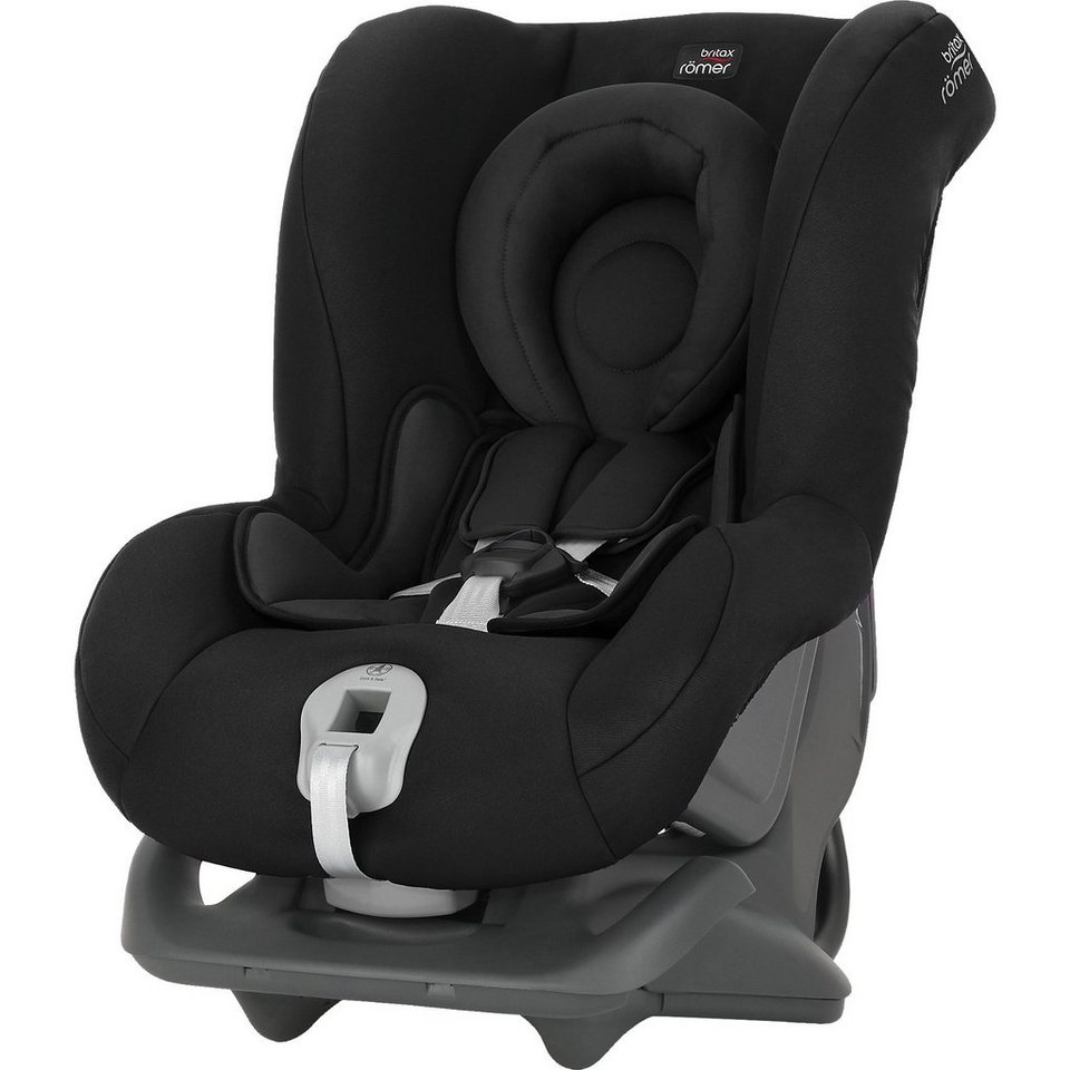 Britax Römer Auto-Kindersitz First Class Plus, Cosmos Black, 2016 in schwarz