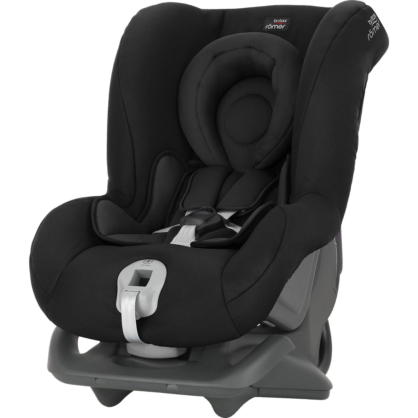 Britax Römer Auto-Kindersitz First Class Plus, Cosmos Black, 2018