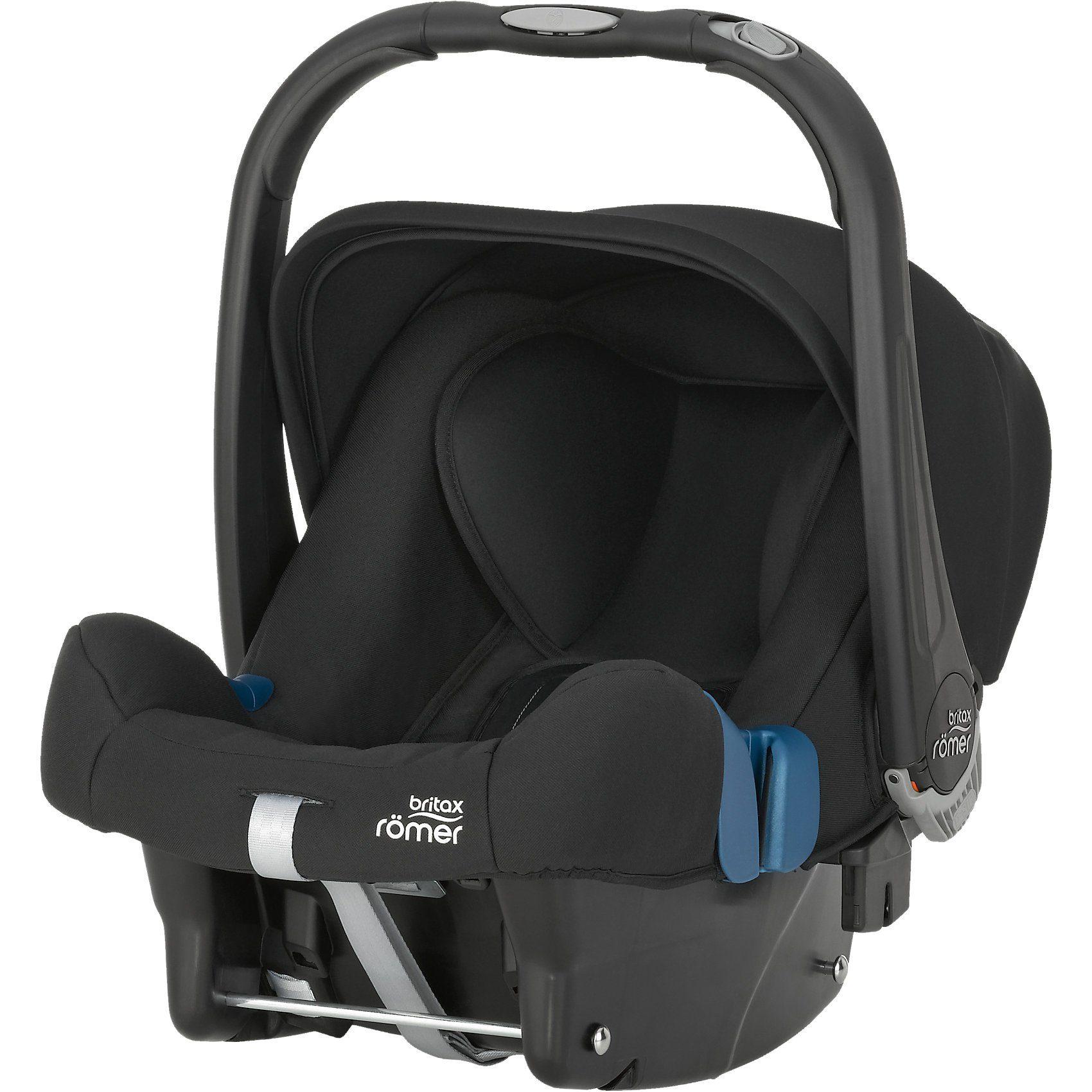 Britax Römer Babyschale Baby-Safe Plus SHR II, Cosmos Black, 2016