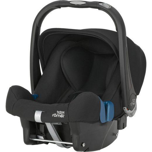BRITAX RÖMER Babyschale Baby-Safe Plus SHR II, Cosmos Black