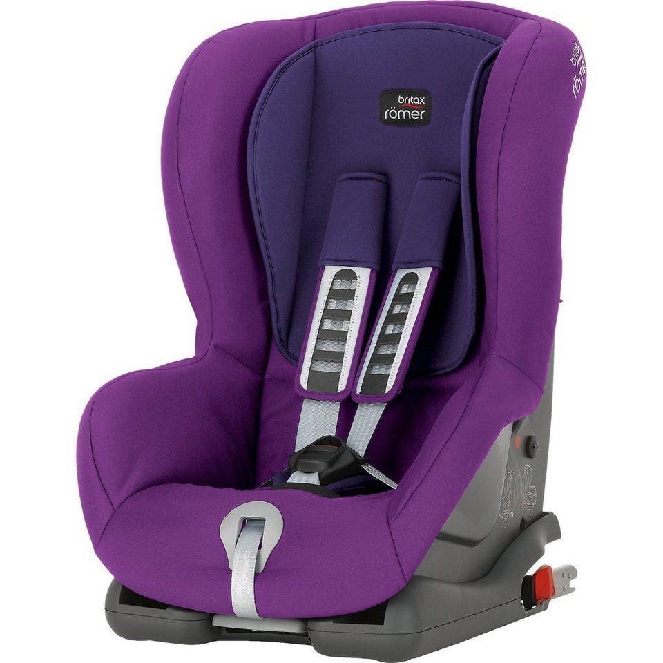 Britax Römer Auto-Kindersitz Duo Plus, Mineral Purple, 2016 in lila