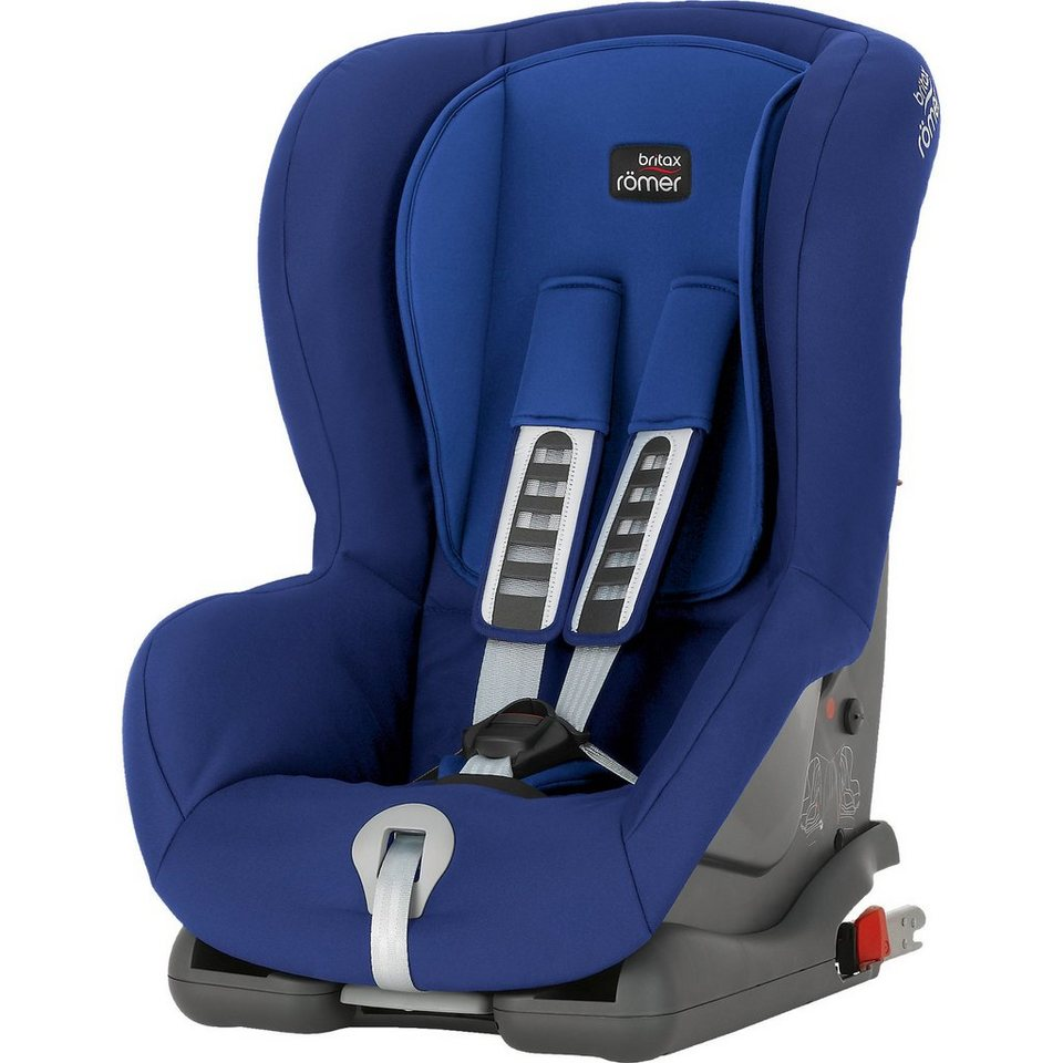 Britax Römer Auto-Kindersitz Duo Plus, Ocean Blue, 2016 in blau