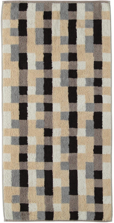 Handtücher, Cawö, »Mosaik«, mit kleinen Karos