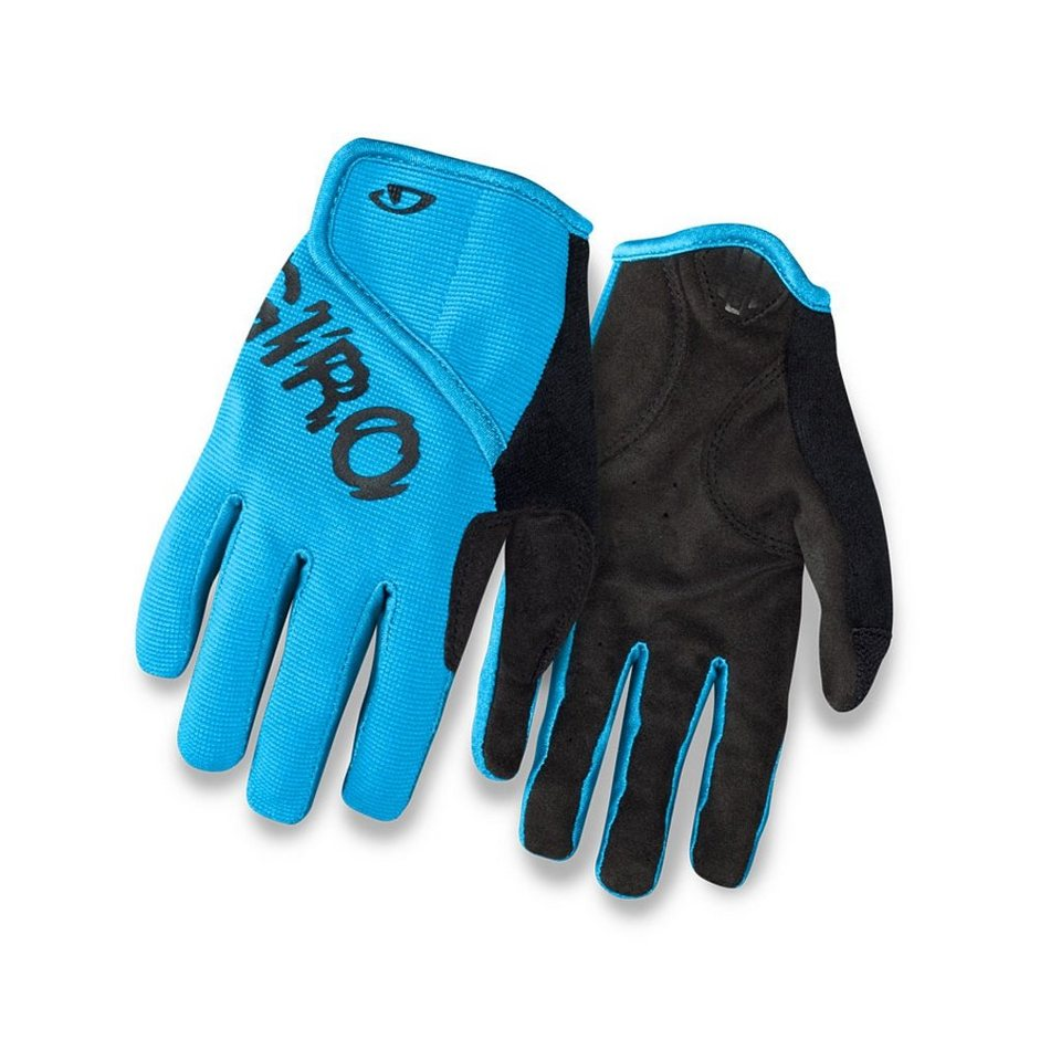 Giro Fahrrad Handschuhe »DND Junior Gloves« in blau