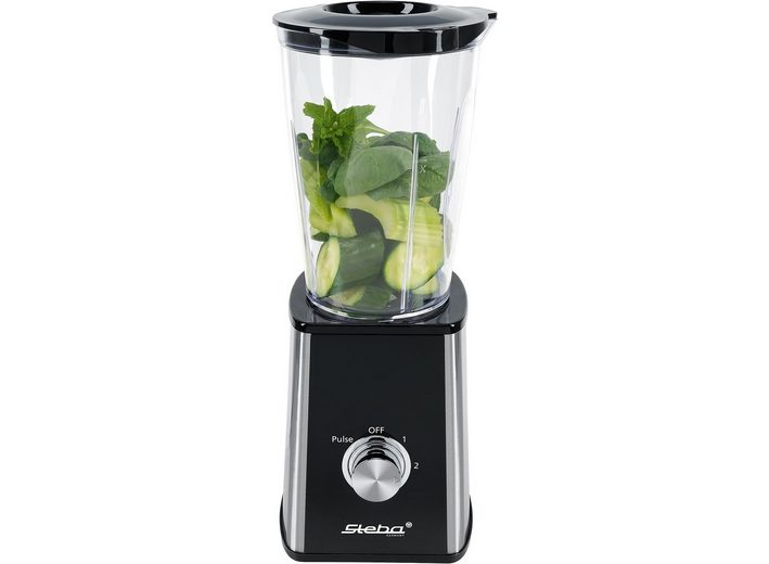 Steba Smoothie-Maker SB 2, Mixkrug mit 600ml, 300 Watt