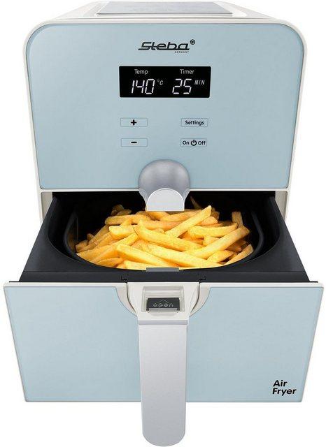 Steba Fritteuse HF 1100, 1100 W | Küche und Esszimmer > Küchengeräte > Fritteusen | Steba