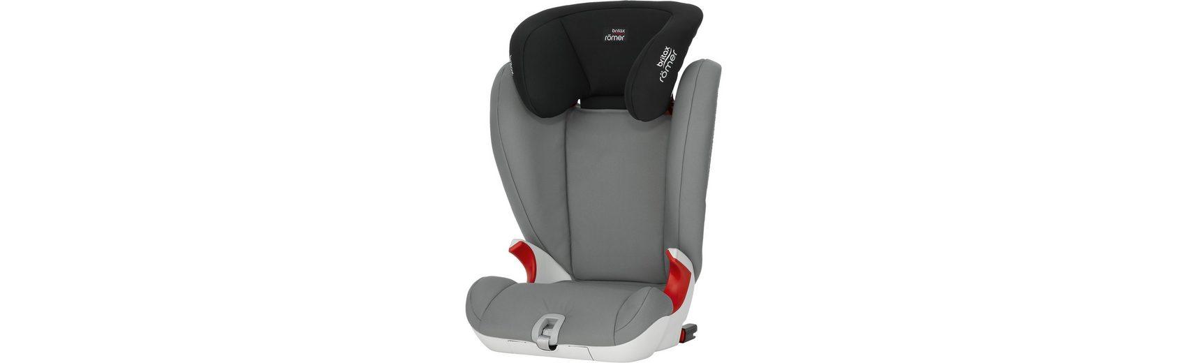Britax Römer Auto-Kindersitz Kidfix SL, Steel Grey, 2016
