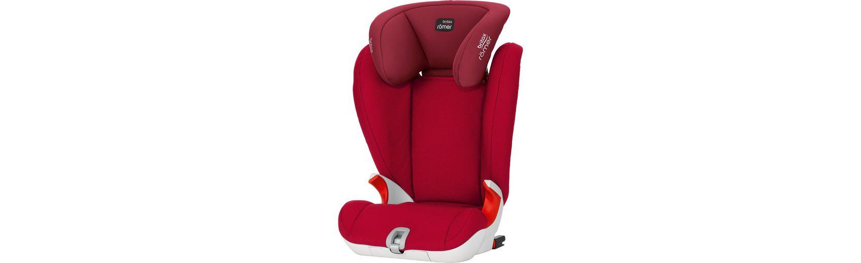 Britax Römer Auto-Kindersitz Kidfix SL, Flame Red, 2016