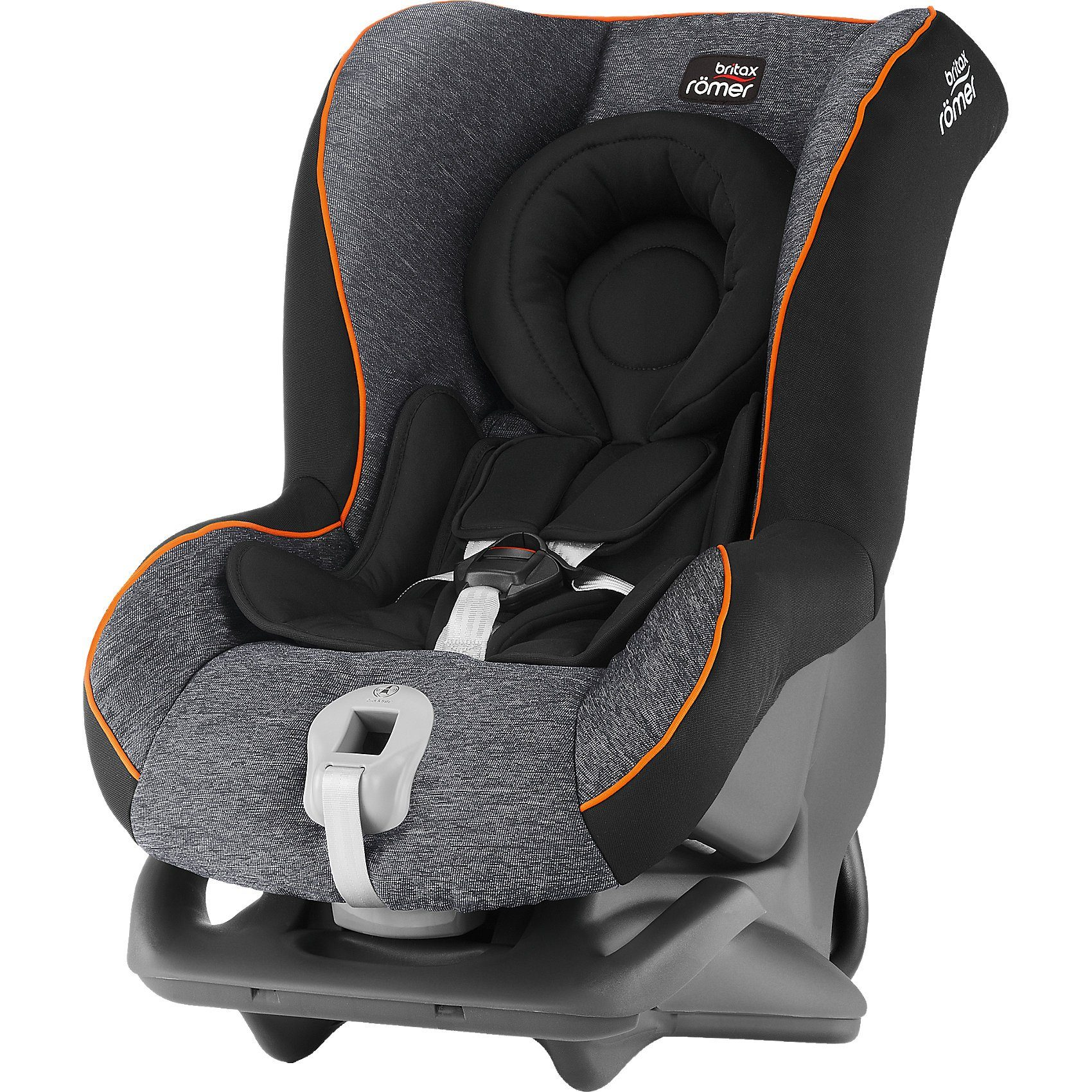 BRITAX RÖMER Auto-Kindersitz First Class Plus, Black Marble, 2018