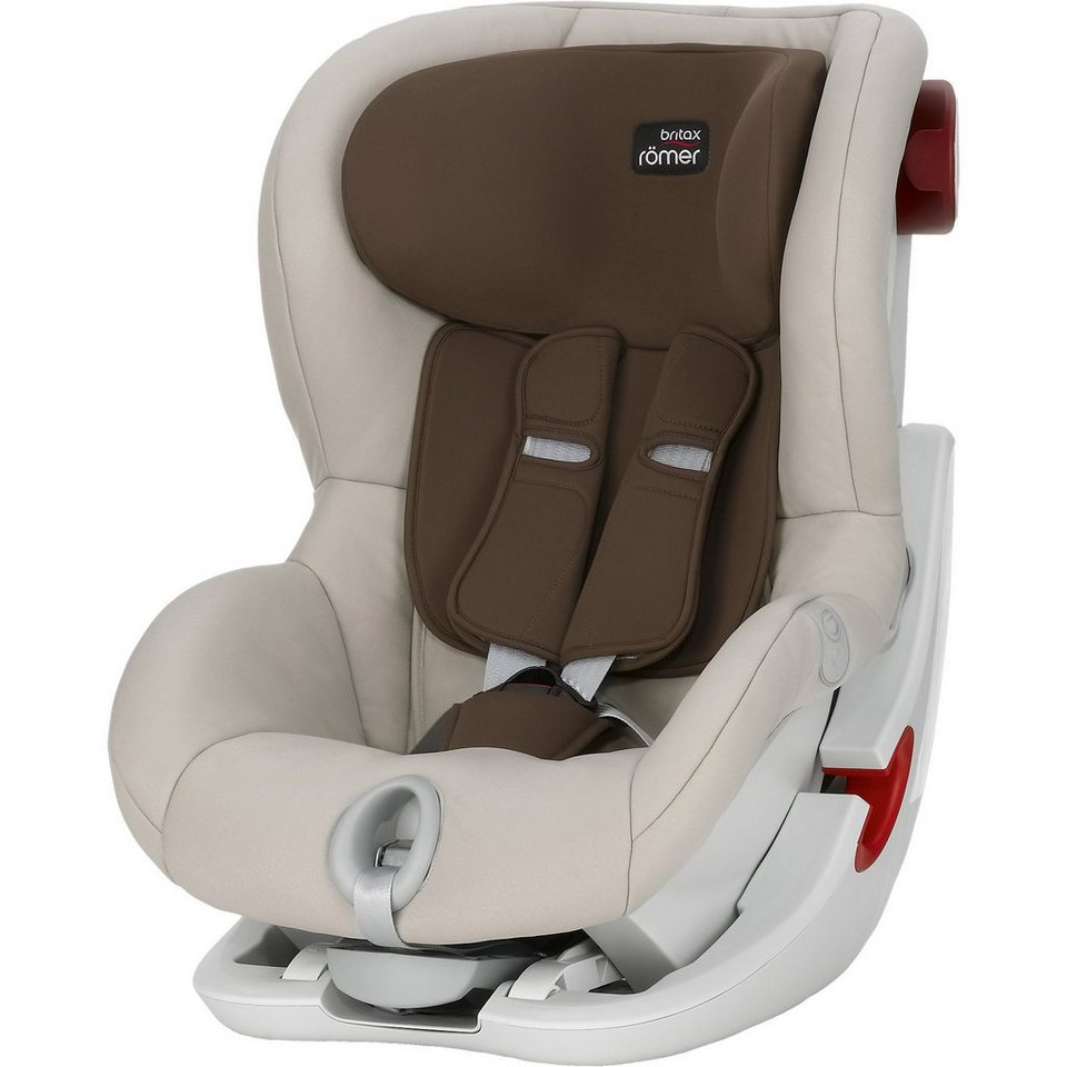 britax r mer auto kindersitz king ii sand beige 2016. Black Bedroom Furniture Sets. Home Design Ideas