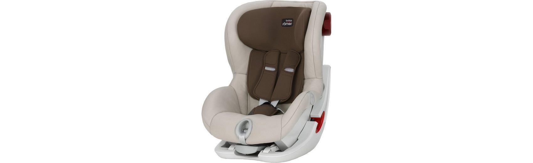 Britax Römer Auto-Kindersitz King II, Sand Beige, 2016