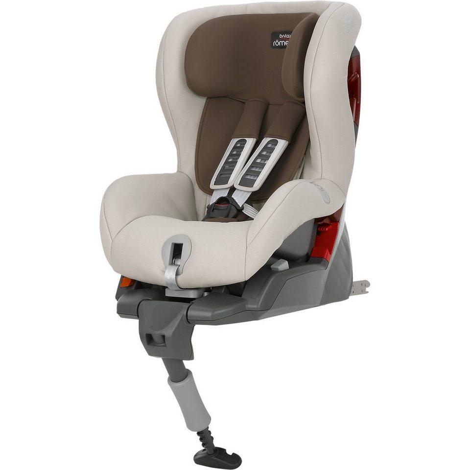 Britax Römer Auto-Kindersitz Safefix Plus, Sand Beige, 2016 in beige