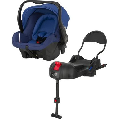britax r mer babyschale primo inkl basis ocean blue. Black Bedroom Furniture Sets. Home Design Ideas
