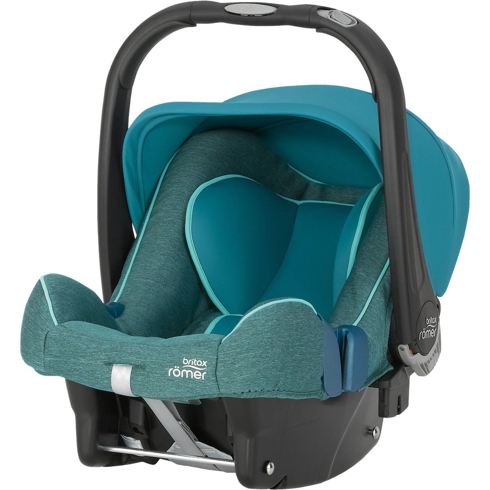 Britax Römer Babyschale Baby-Safe Plus SHR II, Green Marble, 2016
