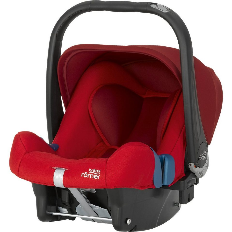 britax r mer babyschale baby safe plus ii flame red 2018 online kaufen otto. Black Bedroom Furniture Sets. Home Design Ideas