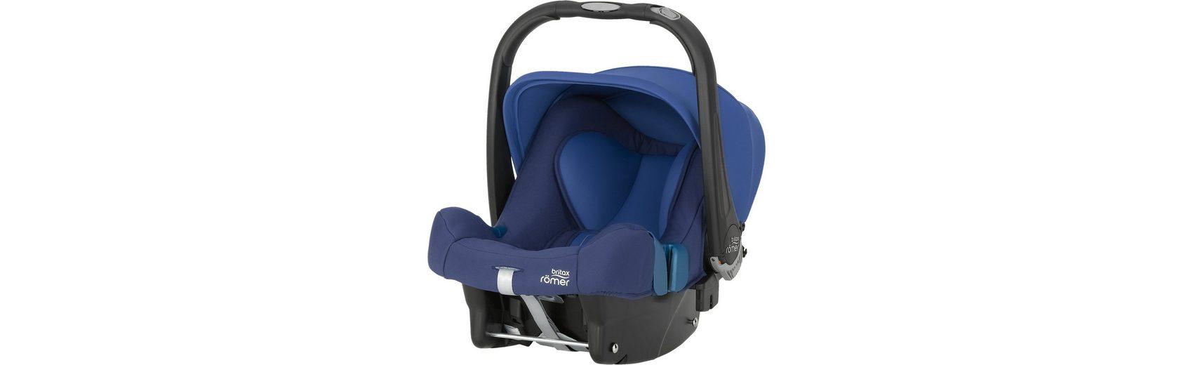 Britax Römer Babyschale Baby-Safe Plus SHR II, Ocean Blue, 2016
