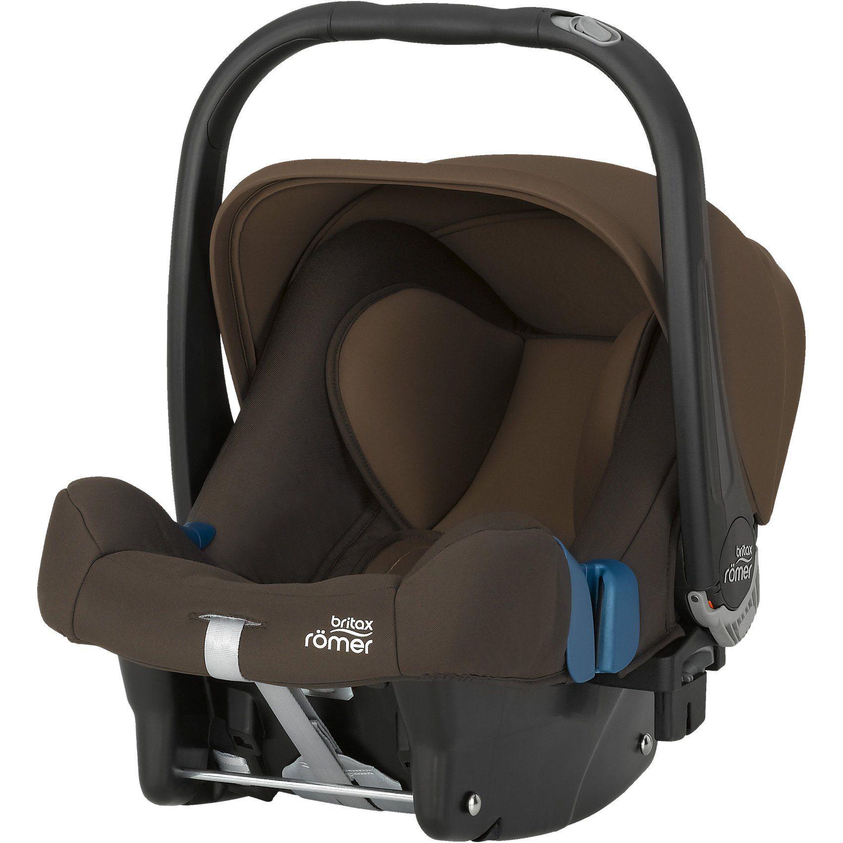 BRITAX RÖMER Babyschale Baby-Safe Plus II,Wood Brown, 2018