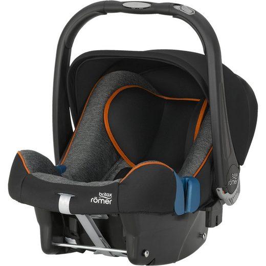 BRITAX RÖMER Babyschale Baby-Safe Plus SHR II, Black Marble