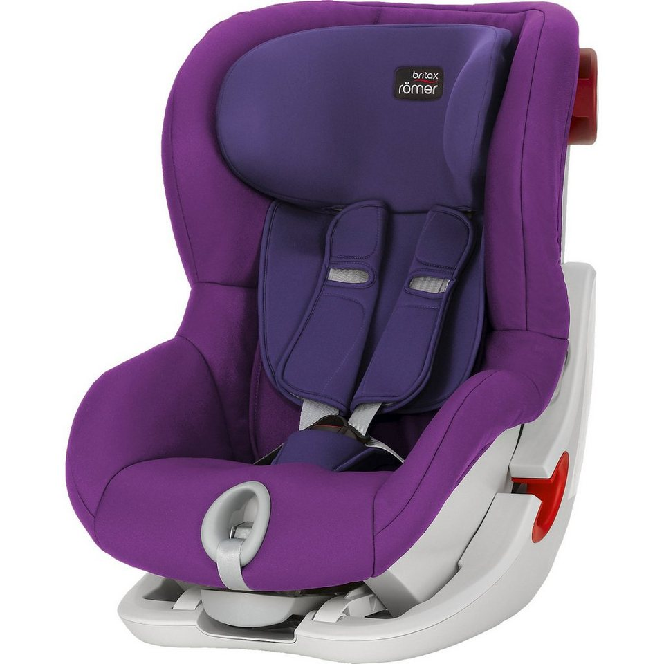 britax r mer auto kindersitz king ii mineral purple 2018 online kaufen otto. Black Bedroom Furniture Sets. Home Design Ideas