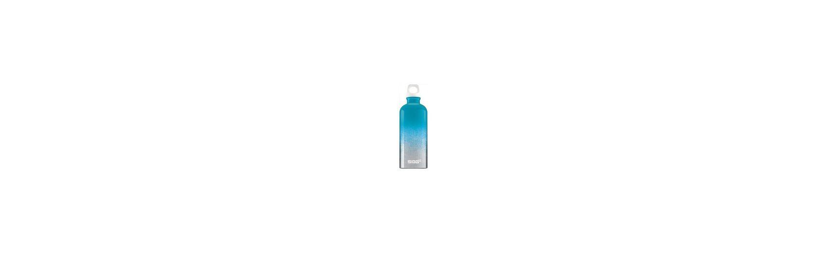 SIGG Alu-Trinkflasche Crazy Blue, 600 ml