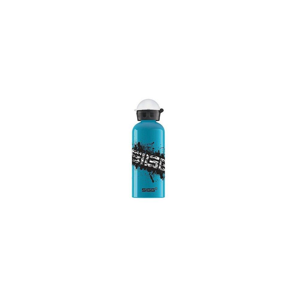 SIGG Alu-Trinkflasche Splash Aqua, 600 ml in türkis