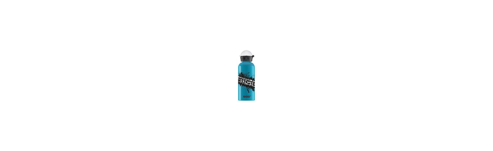 SIGG Alu-Trinkflasche Splash Aqua, 600 ml