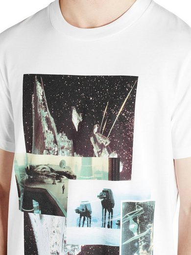Jack & Jones Galaktisches Fotoprint T-Shirt