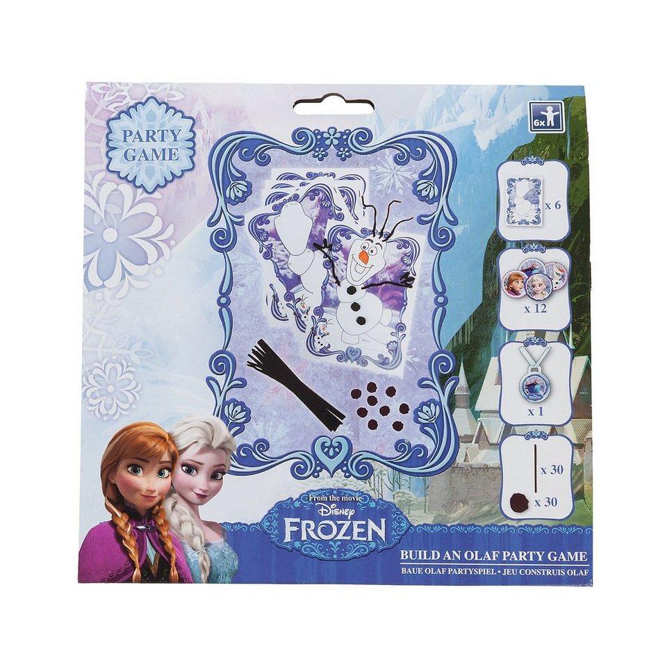 Amscan Partyspiel Bastel einen Olaf Die Eiskönigin