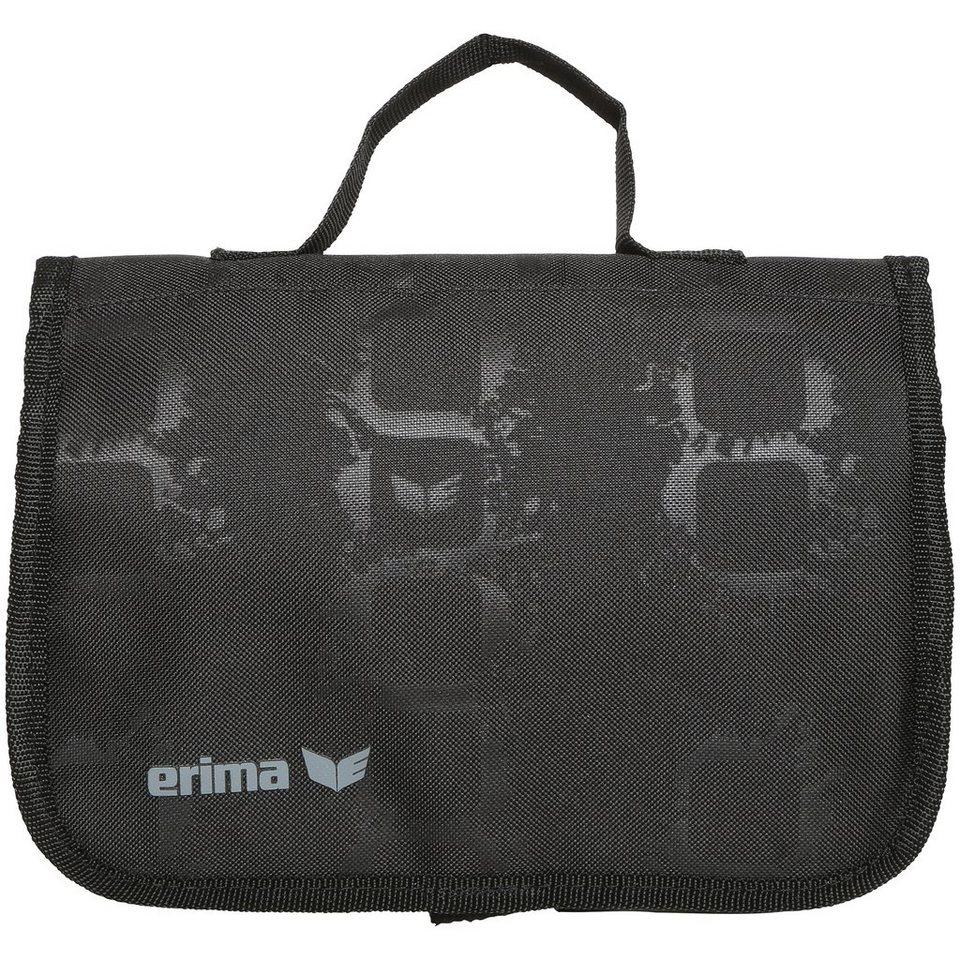 ERIMA Kulturbeutel in schwarz