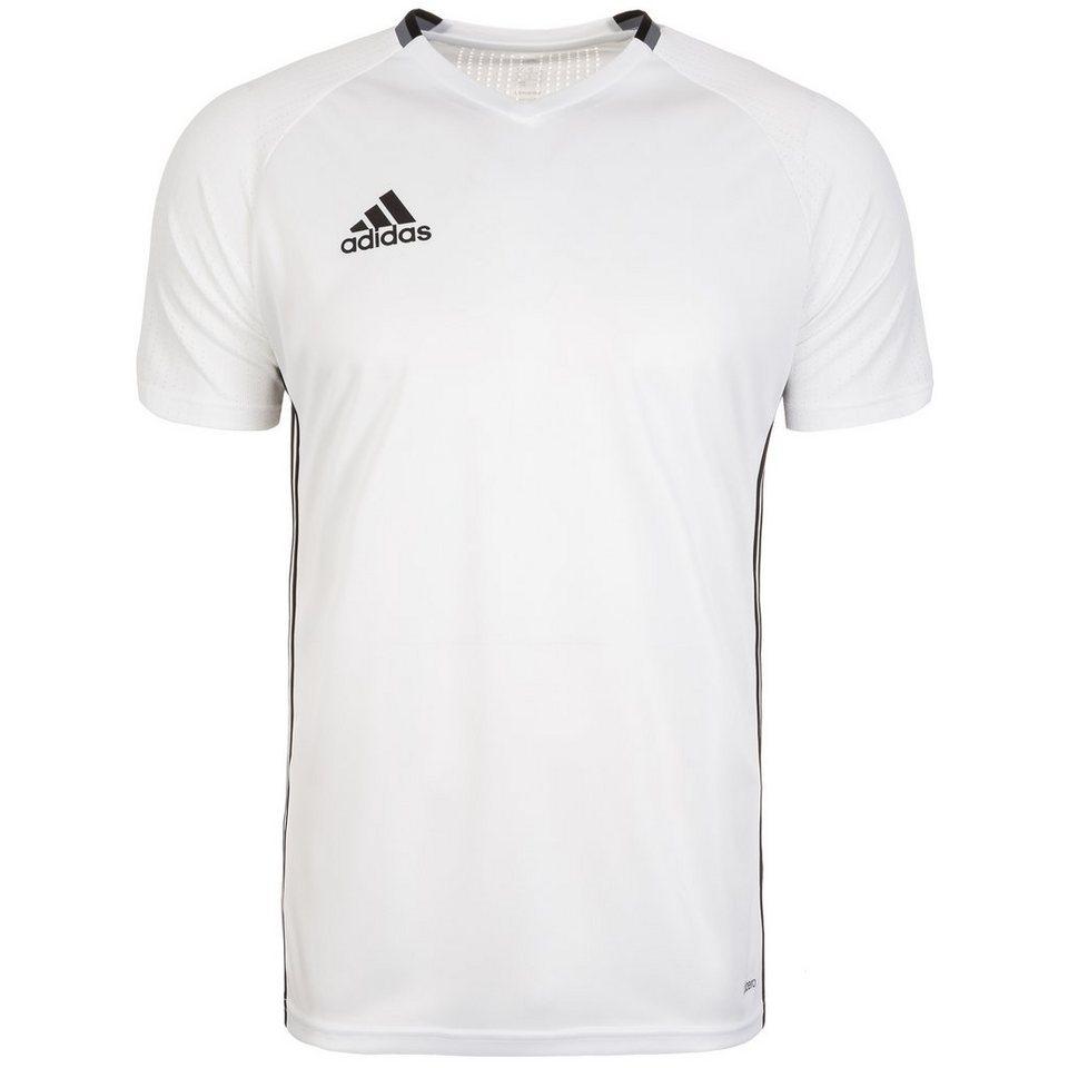 adidas Performance Condivo 16 Trainingsshirt Herren in weiß / schwarz