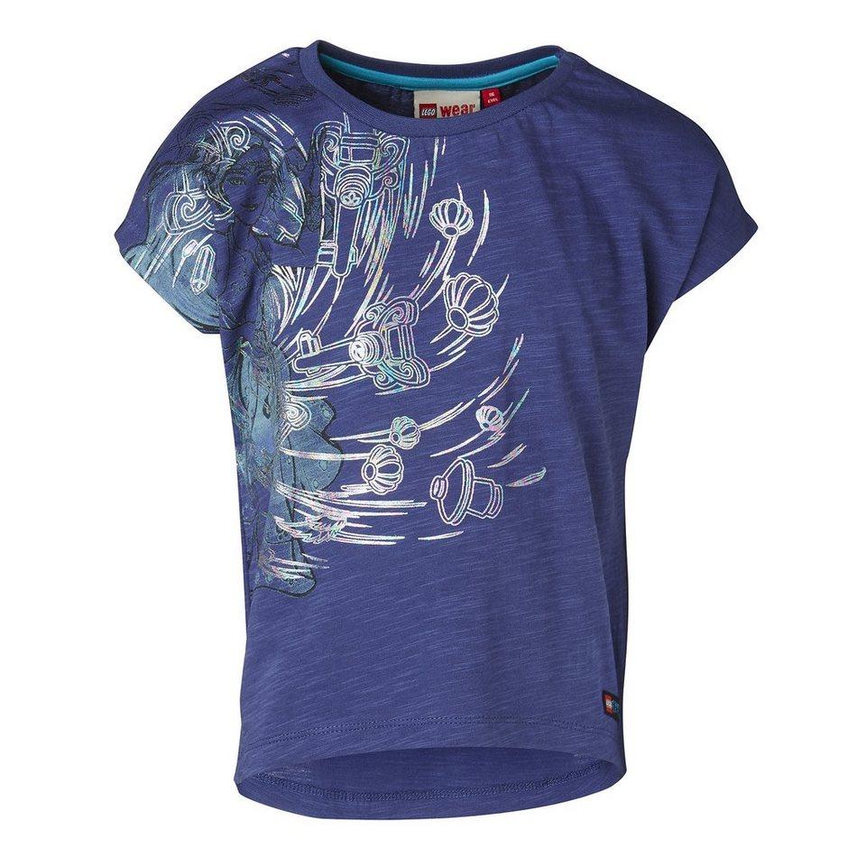 """LEGO Wear Elfen T-Shirt Tamara """"Aira"""" langarm Shirt Elves in dunkelblau"""