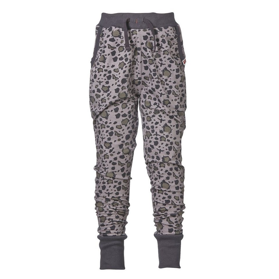 LEGO Wear Brick N Bricks Sweat Pants Porta AllOver in dunkelgrau