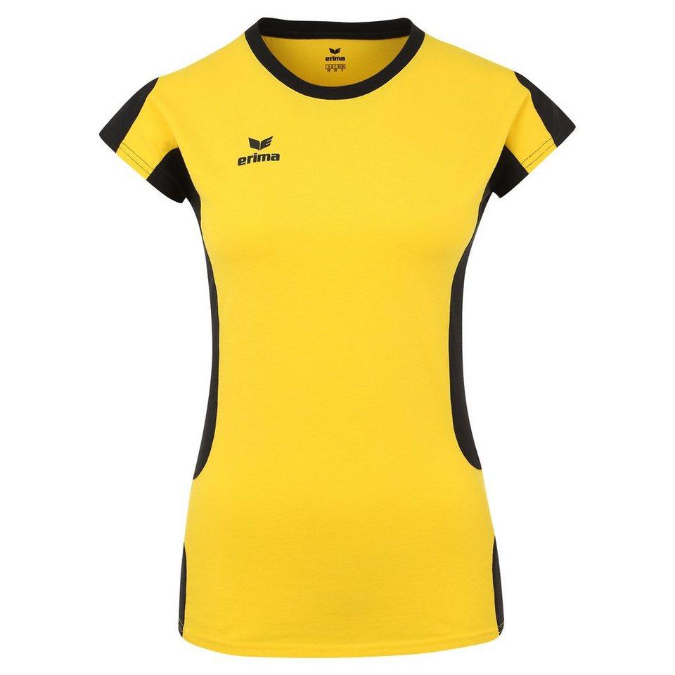 ERIMA Vigo Tank Top Damen Damen in gelb/schwarz