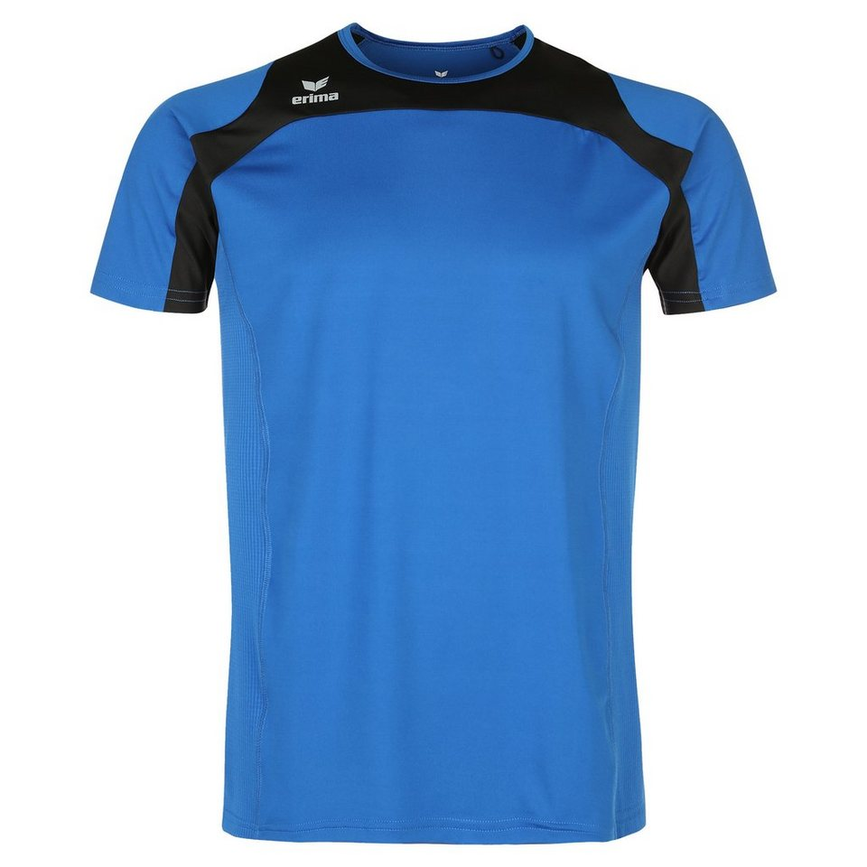 ERIMA Race Line Running T-Shirt Herren in new royal/schwarz