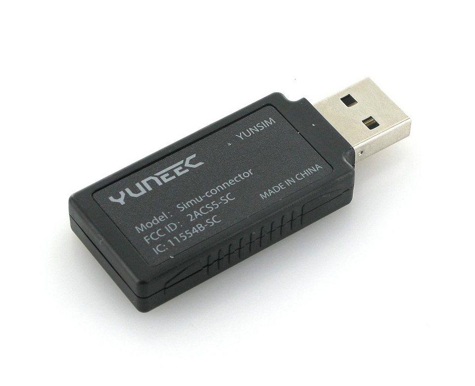 Yuneec PC Software, Copter, Drohne »UAV Pilot Flugsimulator« in schwarz