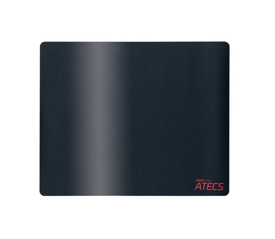 SPEEDLINK Gaming Mauspad »ATECS Soft - Size L, schwarz«
