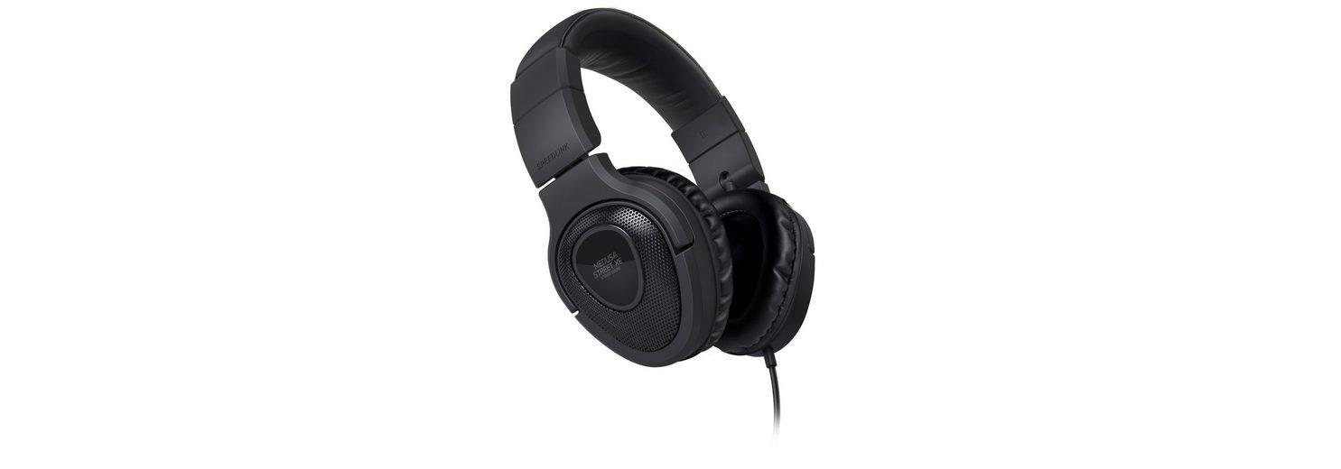 SPEEDLINK Headset für Notebooks und Smartphones »MEDUSA STREET XE schwarz«