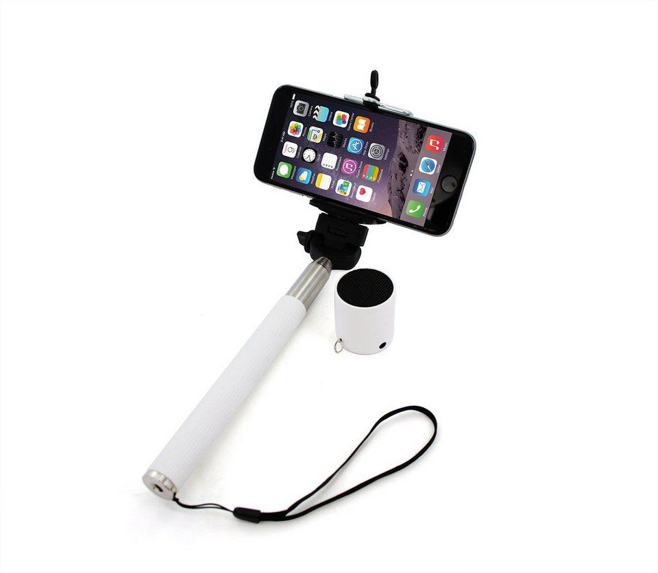 XLayer XLayer »plus Bluetooth Speaker White« in weiss