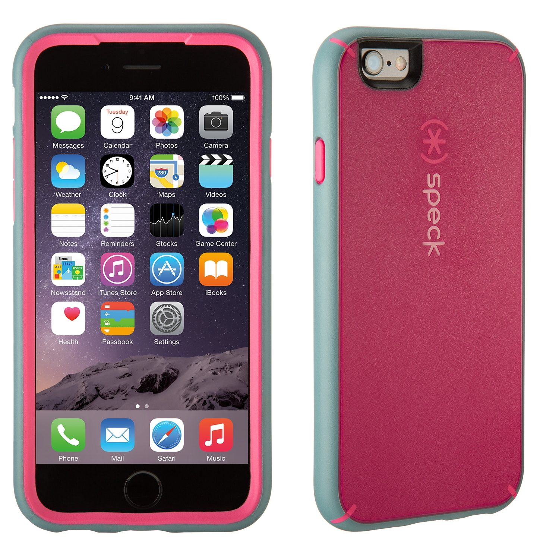 "Speck HardCase »MightyShell iPhone (6/6S) Plus 5.5"" Fuchsia Pink/C«"