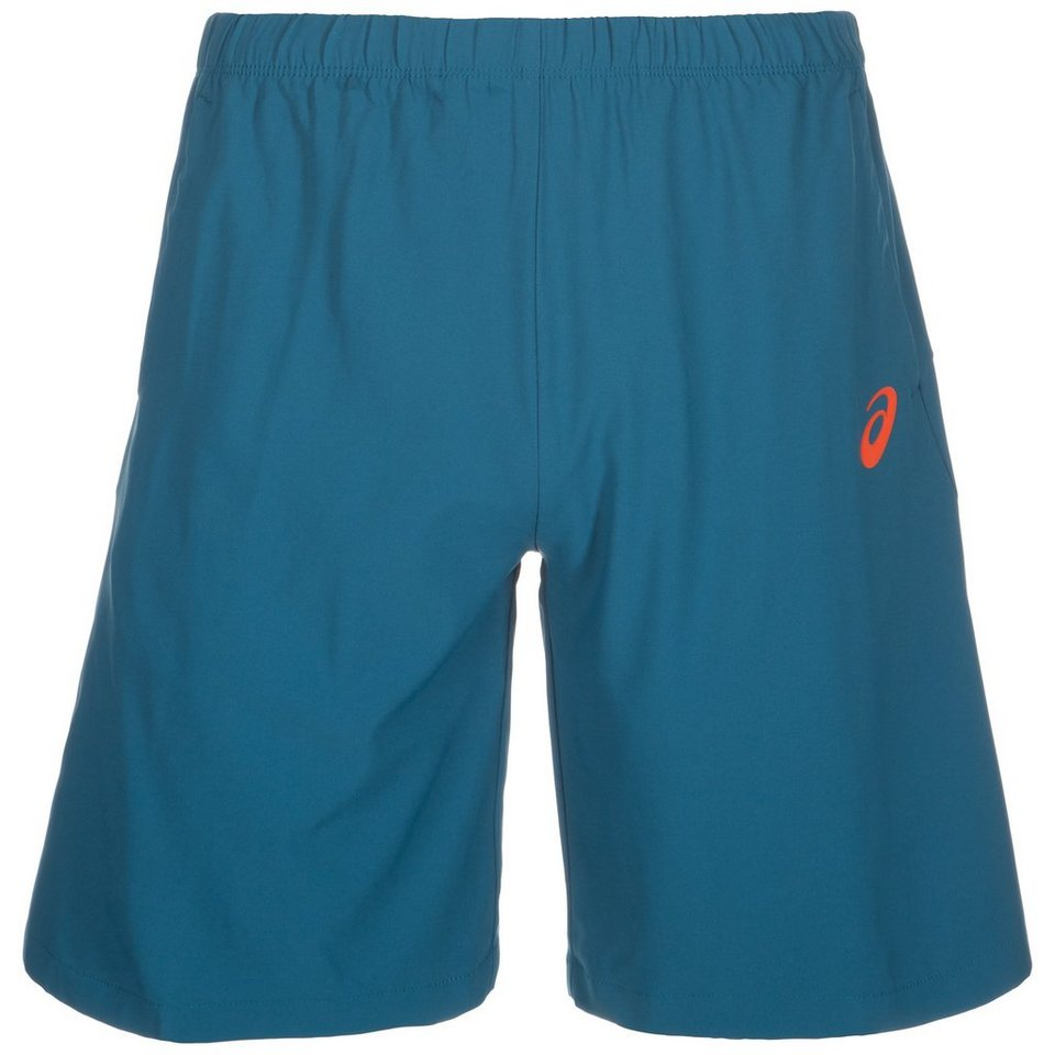ASICS Athlete Tennisshort Herren in blau