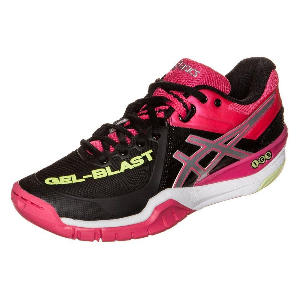 ASICS Gel-Blast 6 Handballschuh Damen in schwarz / pink