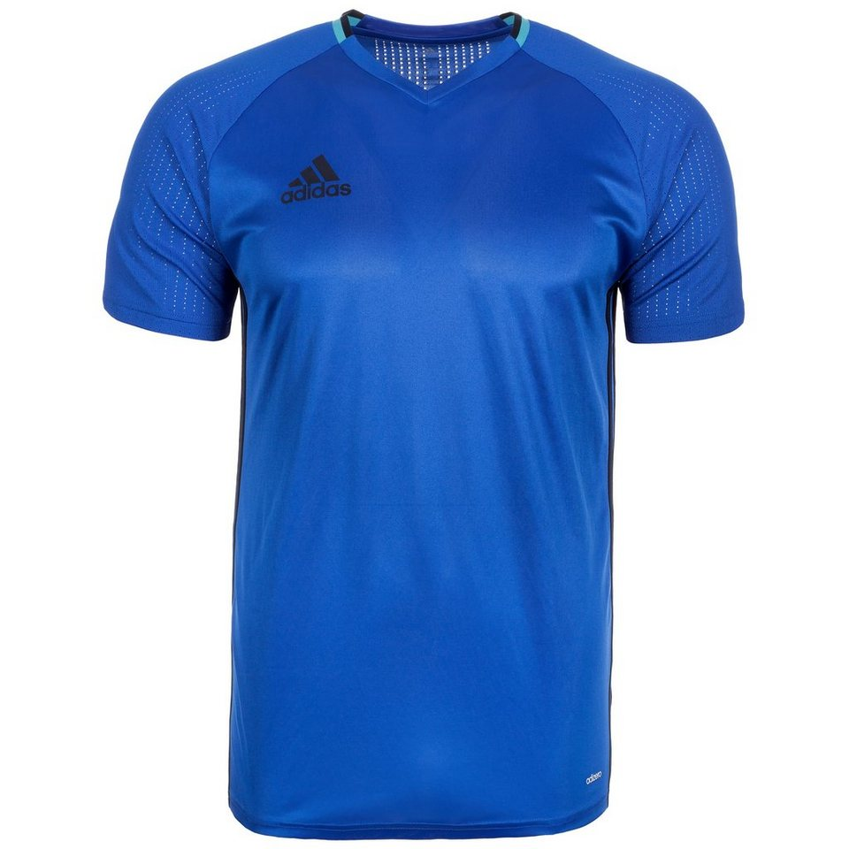 adidas Performance Condivo 16 Trainingsshirt Herren in blau / dunkelblau