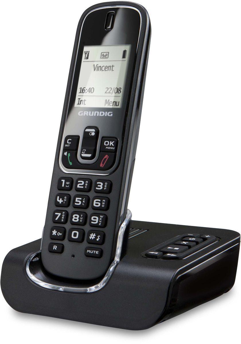 Grundig Telefon »D350A mit AB«