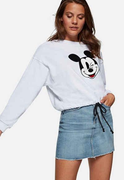 Mavi Sweater »MICKEY SWEATSHIRT«