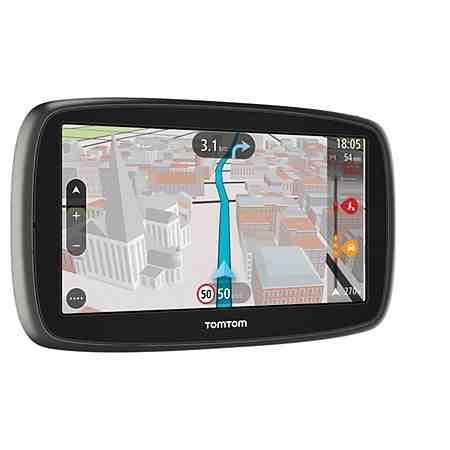 TomTom Navigationsgerät »GO 61 World«