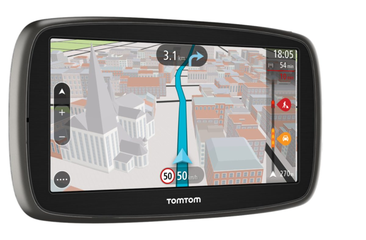 TomTom Navigationsgerät »GO 61 World«