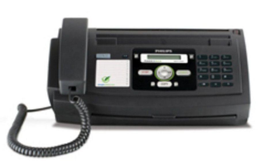 Philips Faxgerät »Magic 5 Eco primo smart« in Schwarz