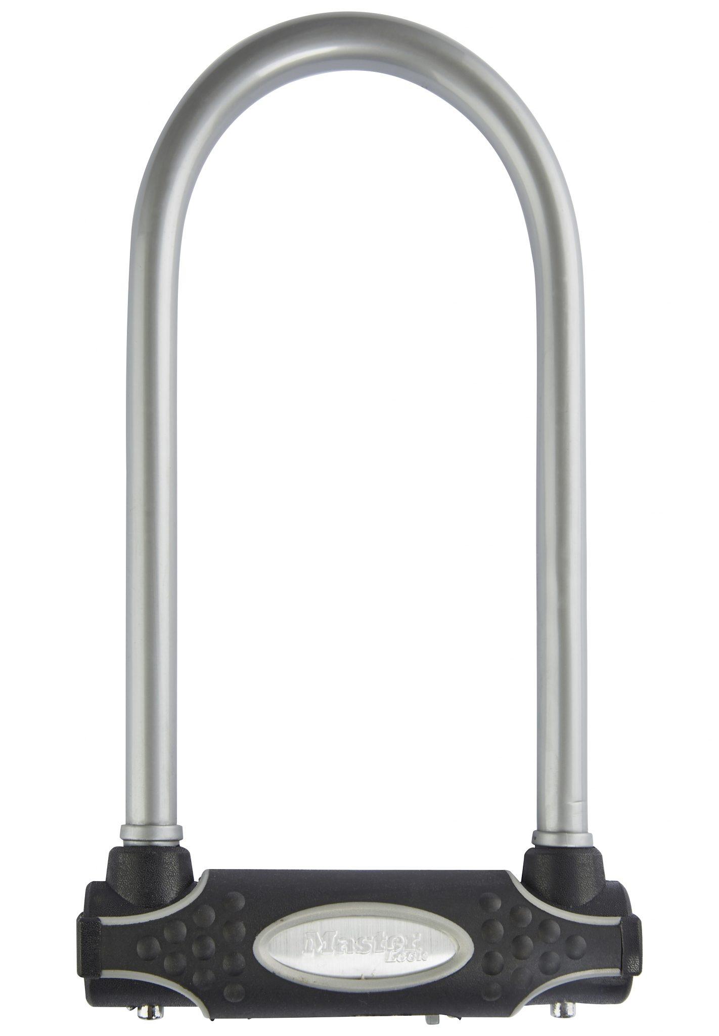 Masterlock Fahrradschloss »8195 Bügelschloss 13 mm x 280 mm x 110 mm«